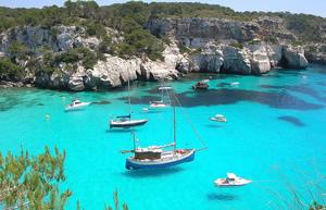 Viaje en velero desde Barcelona a Menorca (ida y vuelta)