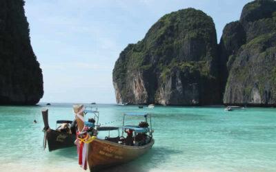 Viaje en velero por Tailandia