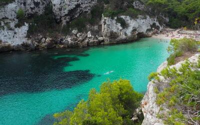 Viaje en velero a Menorca (salida y llegada en Barcelona)