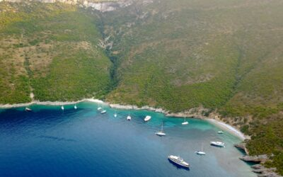 Viaje en velero por las Islas Jónicas