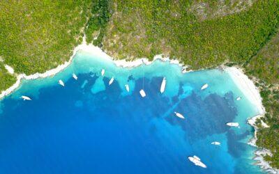 Viaje en velero por las Islas Jónicas (Grecia)