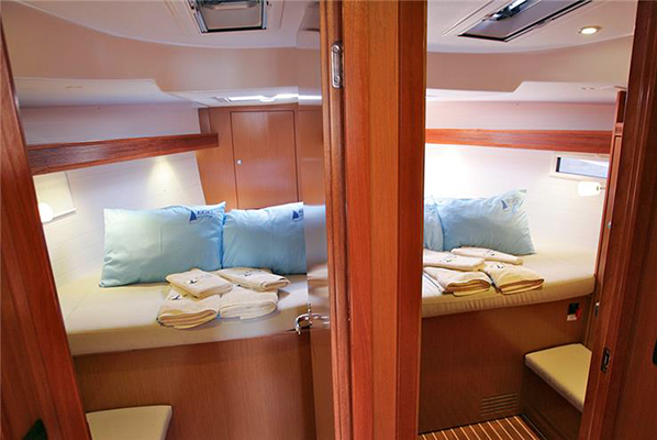 viaje en velero de Madeira a Canarias