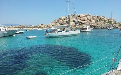 Viaje en velero por Cerdeña y Córcega