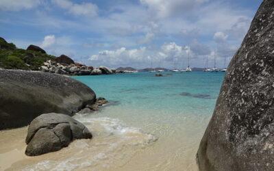 Viaje en velero por las Islas Vírgenes (BVI)