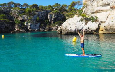 Viaje en velero a Menorca (salida Barcelona; llegada Mahón)